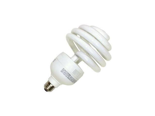 LongStar 00453 - FE-US-55W/27K Twist Medium Screw Base Compact Fluorescent Light Bulb