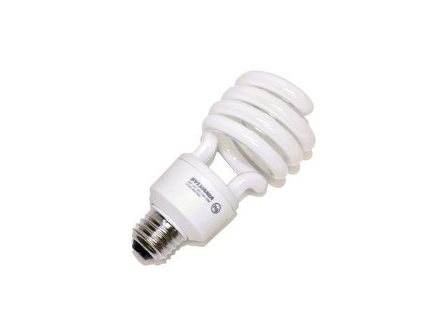 Sylvania 29453 - CF24EL/TWIST/827/DIM/BL Dimmable Compact Fluorescent Light Bulb