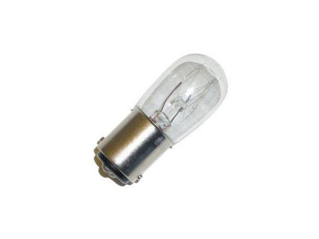 GE 11630 - 6S6DC/30V Double Contact Bayonet Base Scoreboard Sign Light Bulb