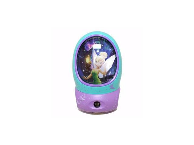 Energizer-Eveready 07073 - Disney Tinker Bell 3D Effect Plug-In LED Auto On Night Light (TINKLNLBP)