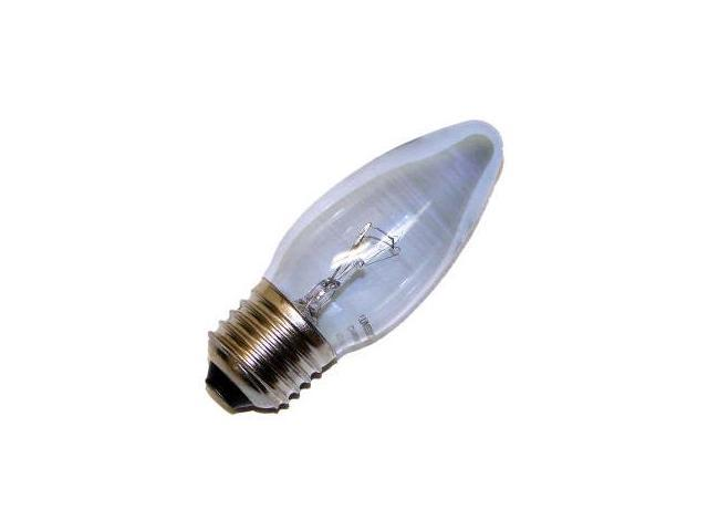 Lumiram 64040 - B-10CL/40W Decorative Daylight Full Spectrum Light Bulb