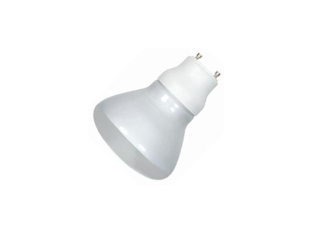 Satco 08224 - 15R30/27/GU24 S8224 Flood Twist and Lock Base Compact Fluorescent Light Bulb