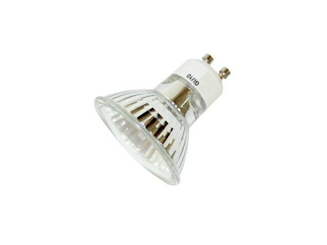 plusrite 03482 jdr50 gu10 wfl50 130v w cover 3482 mr16 halogen light bulb. Black Bedroom Furniture Sets. Home Design Ideas