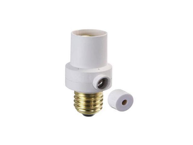 AmerTac 50564 Indoor Outdoor Dusk To Dawn Light Control Socket For CFL Amp