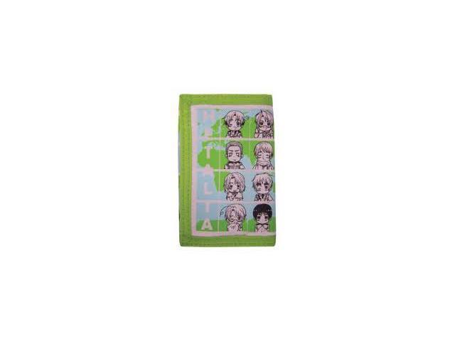 wallet SD World Hetalia Wallet tri-fold anime wallet GE Animation