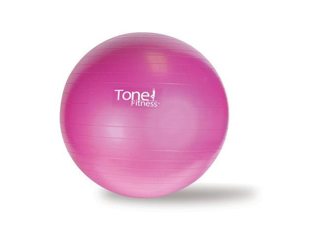 Tone Fitness 55 cm Anti-burst Gym Ball