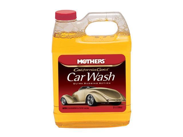 Mothers Car Wash Liquid 32 Oz 05632