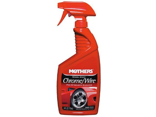 Mothers Chrome Cleaner 24 Oz 05824