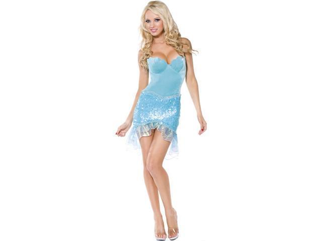 Sexy Little Mermaid Adult Costume