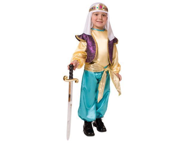 Boys Arabian Sultan Costume
