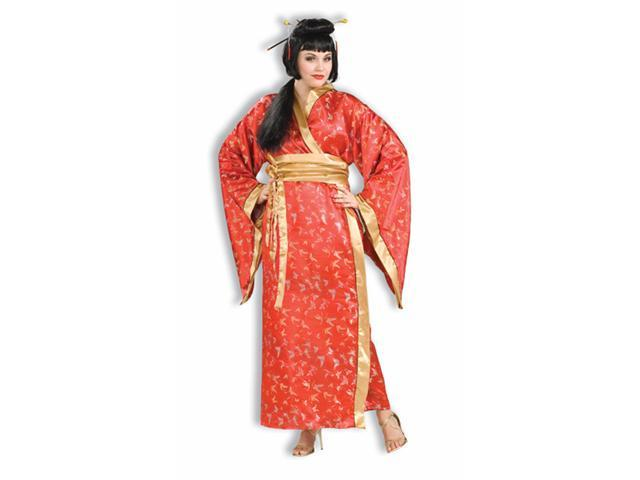 Madame Butterfly Adult Plus Costume