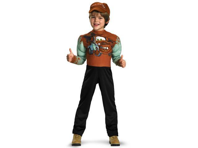 Boys Classic Muscle Cars 2 Tow Mater Costume