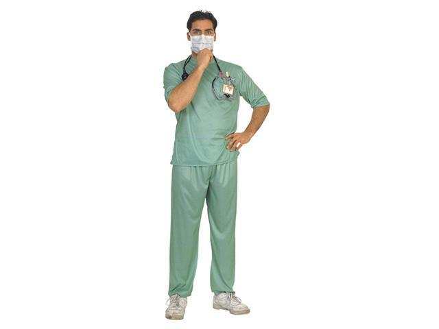 Adult Male Emergency Room Surgeon Costume Rubies 15023