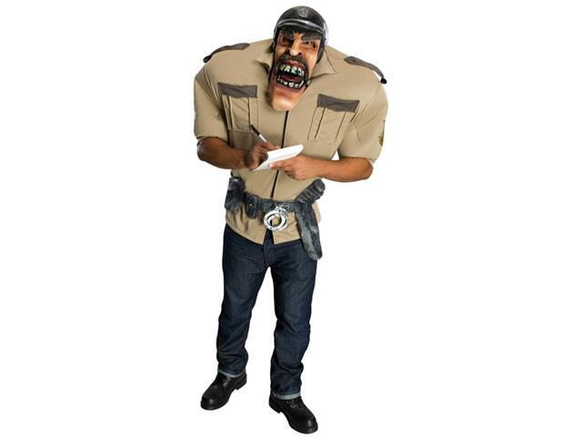 Adult Jumbo Major Violation Costume