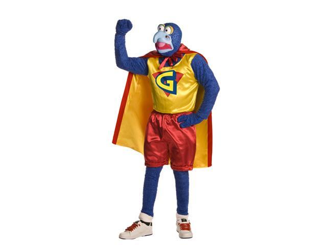 The Muppets Adult Gonzo Costume