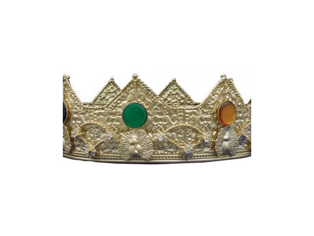 Large Gold Kings Crown