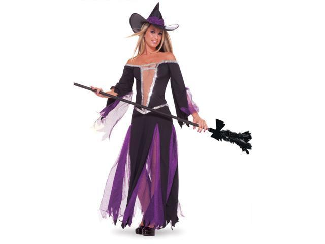 Adult Haunted Ballroom Witch Costume