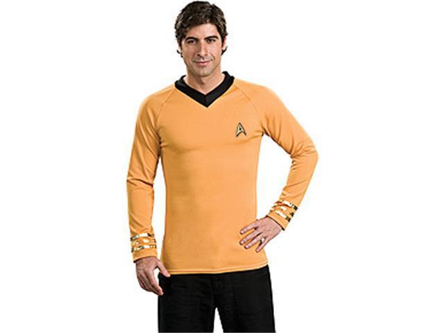 Adult Star Trek Classic Gold Shirt Rubies 888982