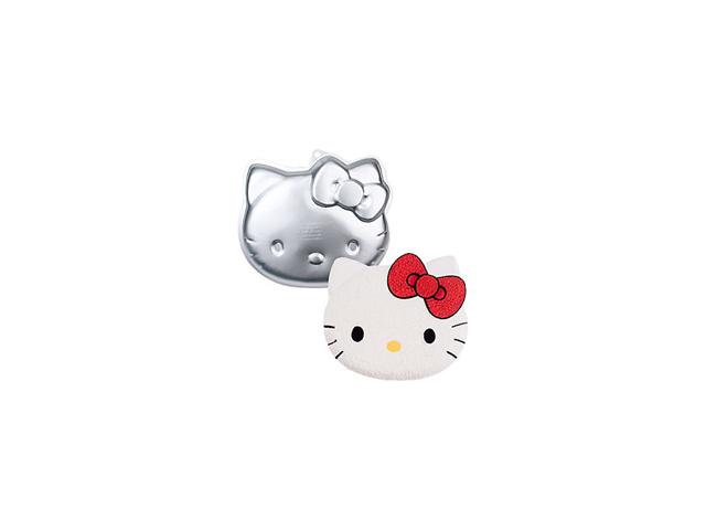 Novelty Cake Pan-Hello Kitty 11