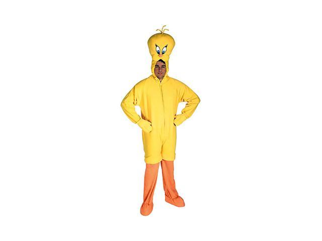 Adult Deluxe Tweety Bird Costume Rubies 16392
