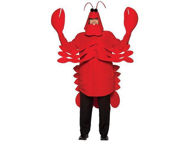 Lightweight Lobster Men's Costume