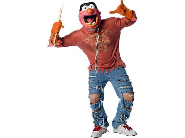 Men's Animal Muppets Costume