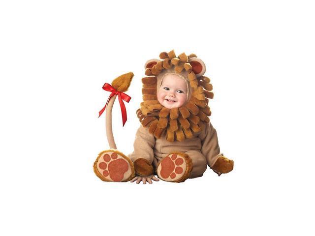 Lil Lion Infant Toddler Elite Costume