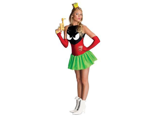 Marvin the Martian Sexy Costume for Women