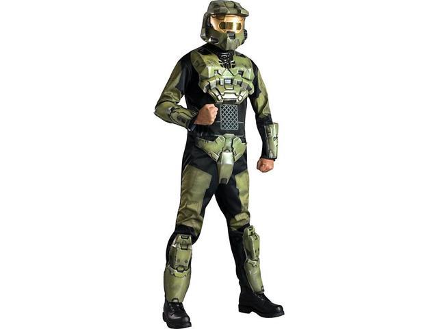 Halo 3 Master Chief Deluxe EVA Costume for Men