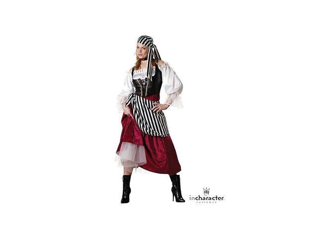 Women's Elite Pirate Wench Costume