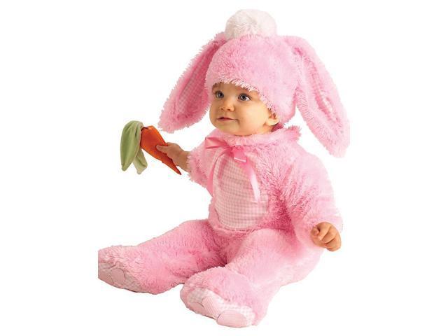 Newborn/Infant Pink Easter Bunny Costume