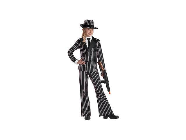 Gangster Girl Costume for Child