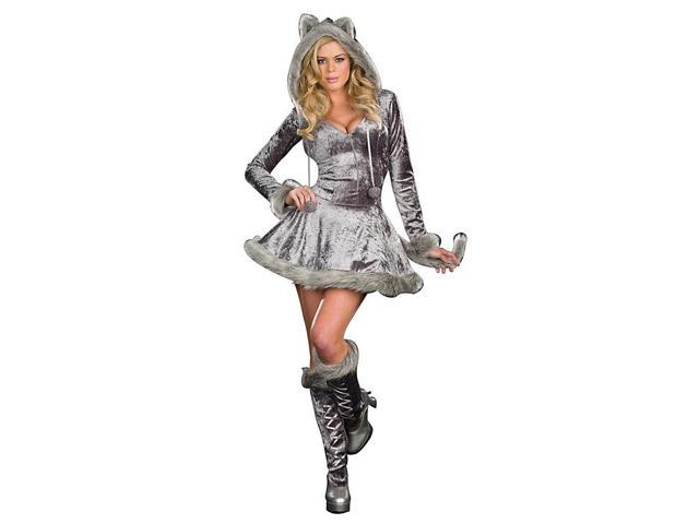 Big Bad Women's Sexy Wolf Costume