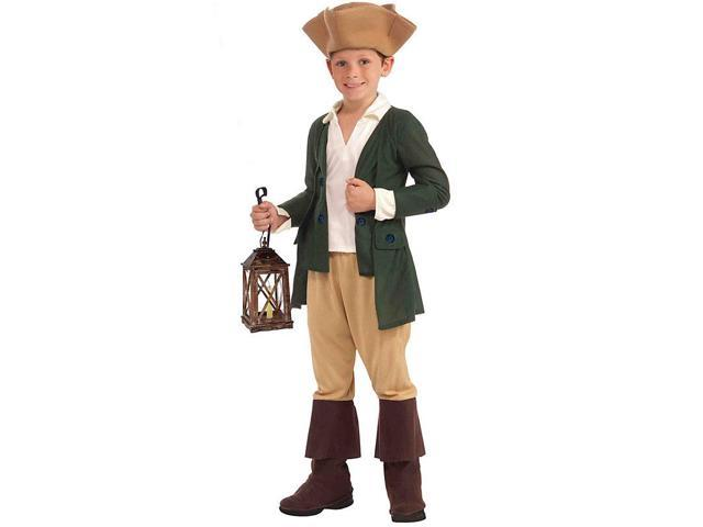 Paul Revere Costume for Kids