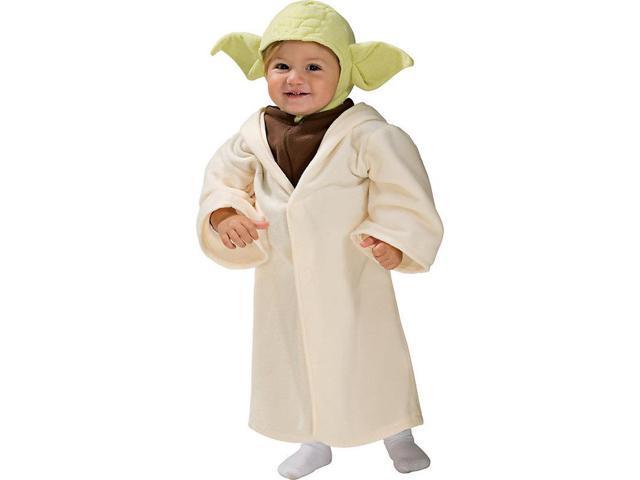 Infant/Toddler Yoda Star Wars Costume