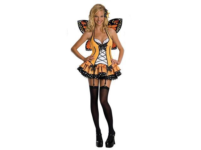 Women's Sexy Butterfly Fantasy Costume