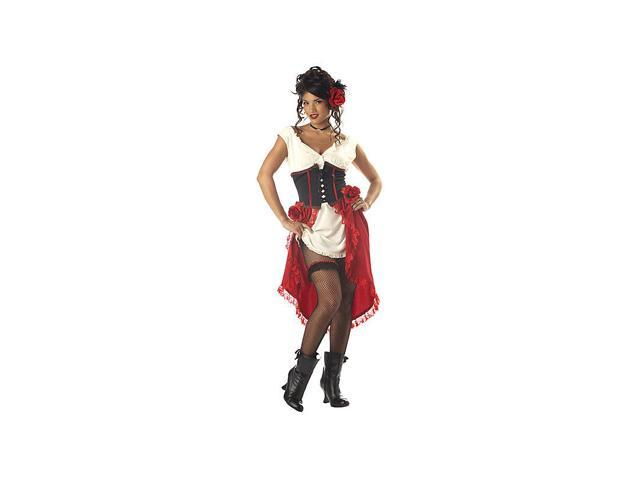 Cantina Gal Womens Costume