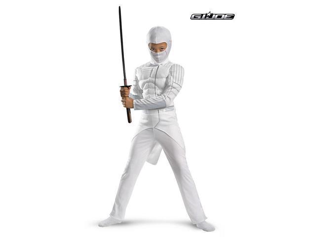 Storm Shadow Muscle G.I. Joe Classic Boys Costume