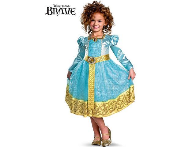 Deluxe Disney Pixar's Brave Merida Children