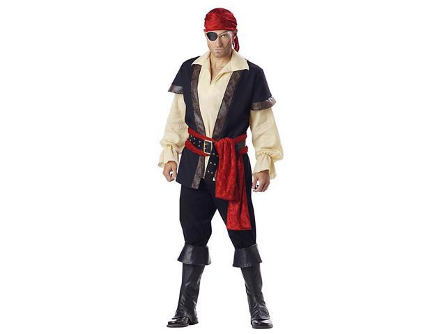 Premier Pirate Men's Costume