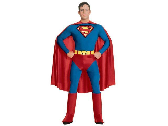 Men's Classic Superman Costume