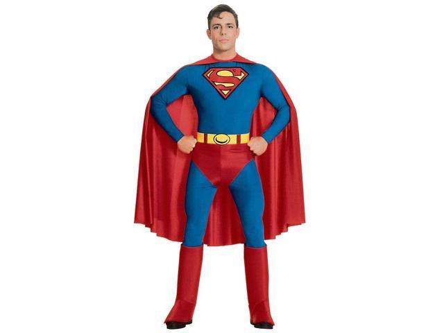 Men's Classic Superman Costume