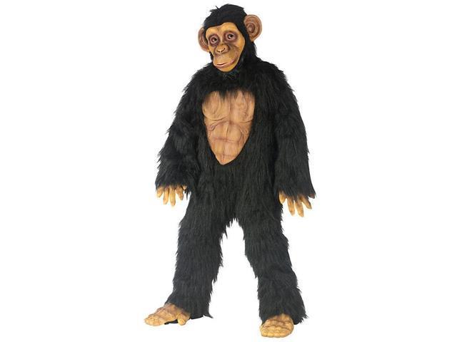 Complete Chimpanzee Men's Costume