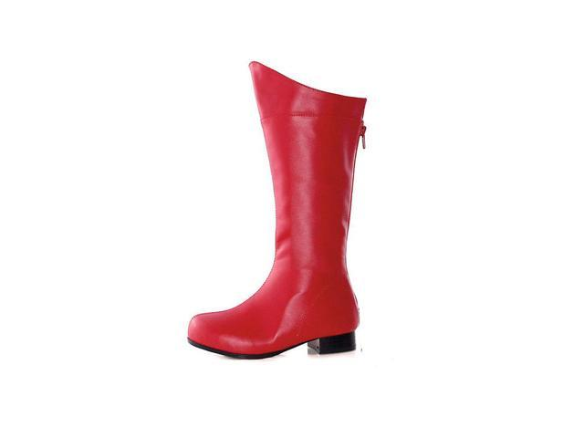 Children's Red Super Hero Boots