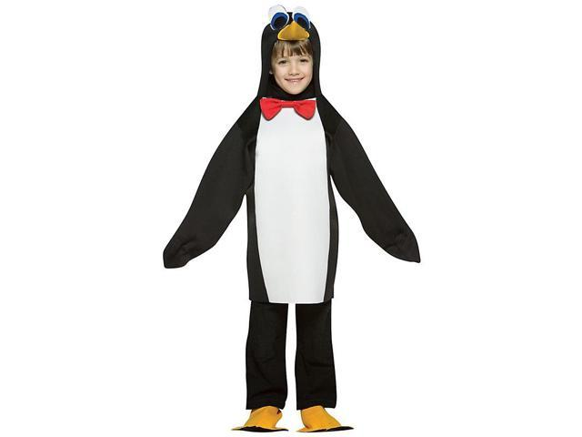 Lightweight Penguin Costume for Kids