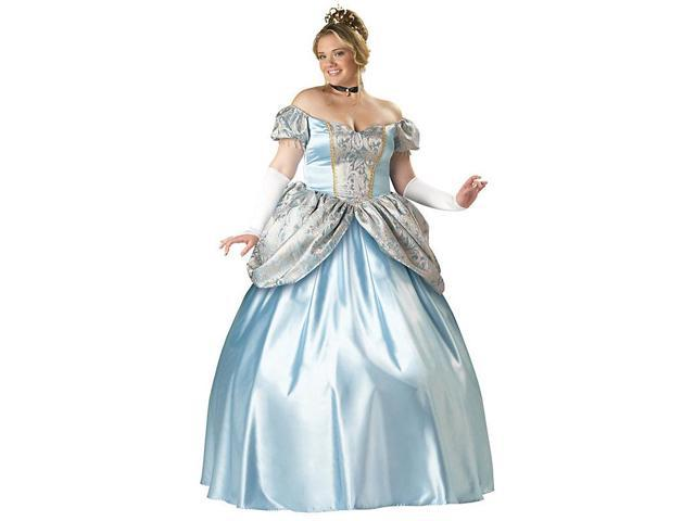 Enchanting Princess Elite Women's Plus Costume