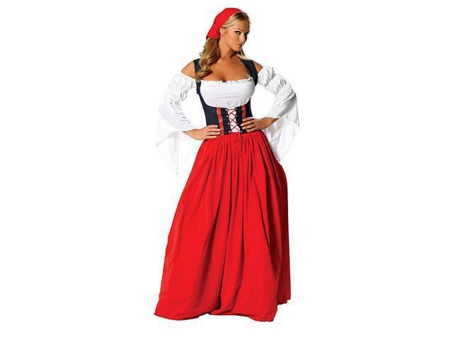Swiss Miss Women's Sexy Costume