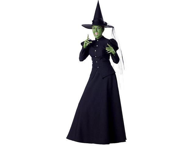 Women's Wicked Witch Elite Costume
