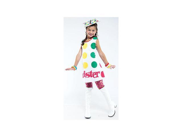 Twister Dress Girl's Costume