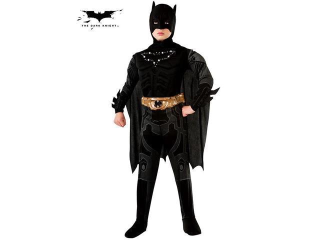 Boy's Light-Up Batman Costume